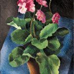 Kwiaty , 1918-1920. Maurycy Mędrzycki: poeta prowansalskiego pejzażu