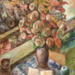 Kwiaty w wazonie , 1938 r. Maurycy Mędrzycki: poeta prowansalskiego pejzażu