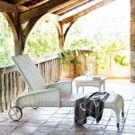 Leżak Deauville z loomu za 4807 zł, Decolor Home Garden
