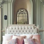 sypialnia inspiracje w stylu francuskim