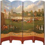 Malowany, autorstwa Henry'ego Bernarda Chalona Puchar Clarence'a , 1815 r., Wielka Brytania