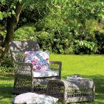 Meble Dawn z kolekcji Georgia Garden od duńskiej marki Sika-Design, Willow Hous