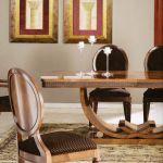 Miękkie siedzisko może mieć nie tylko fotel. Krzesło z kolekcji Avalon jest dostępne też z tapicerowanym oparciem, ale wybór