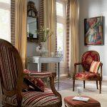 Nawiązujących kolorami i motywami do stylu biedermeier. Ceny od 438 zł do 878 zł/m. JAB