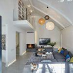 nowoczesny dom nowoczesny salon