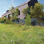 nowoczesny dom w Wilanowie elewacja