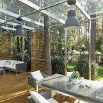 nowoczesny dom nowoczesny taras