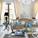 Błyszczący dom w nowym włoskim stylu