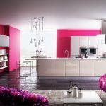 Okap z kolekcji Prestige, Falmec. Jak urządzić kolorową kuchnię