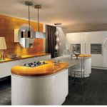 nowoczesna kuchnia kolory