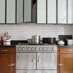 nowoczesna kuchnia mozaika