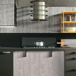nowoczesna kuchnia w industrialnym stylu