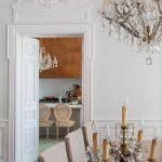 jadalnia styl pałacowy
