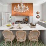 kuchnia styl pałacowy