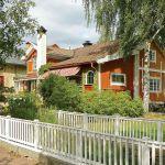 Pod koniec XIX wieku szwedzkie domostwa miały być przede wszystkim reprezentacyjne. Liczył się splendor. Wygoda