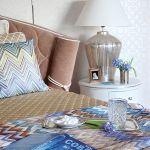 Poduszki i pled Missoni Home - Likus Home Concept.