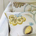 Poduszki z tkaniny Paradise Garden według projektu Jane Churchill, IMPRESJE HOME COLLECTION