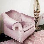 Różowy od Ipe Cavalli. PATT MEBEL. Fotel w nowej odsłonie