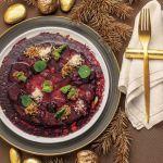 potrawy wigilijne barszcz