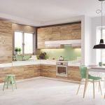 kuchnia meble drewno