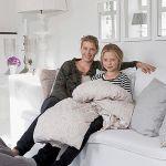 Shabby chic, orient i skandynawska prowincja: mieszanka stylów w domu Tiny.