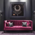 Sofa Bench, tkanina Luxury Velvet, od 3400 zł