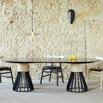 stół do nowoczesnej jadalni