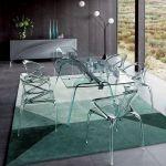 stół szklany