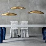 Stół z marmurowym blatem, Gervasoni, sf96.pl