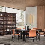 Stół drewniany, Poliform, sf96.pl. 30 stołów do jadalni z blatami z drewna, kamienia i szkła