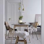 Drewniany stół z kolekcji SS 2018, Bloomingville