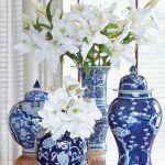 ceramika w stylu hampton