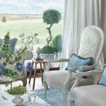 styl loftowy z francuską klasyką fotel i kanapa