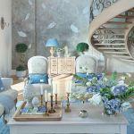 styl loftowy z francuską klasyką schody drewniane