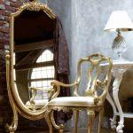 Stylizowany na barok. CHELINI. Fotel w nowej odsłonie
