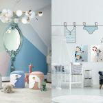stylowy pokój dla dziecka detale
