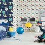 stylowy pokój dla dziecka pokój dla chłopca