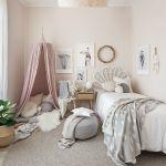 stylowy pokój dla dziecka sypialnia