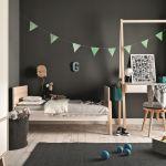stylowy pokój dla dziecka tablica