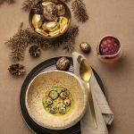 potrawy wigilijne bulion z borowików