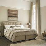 sypialnia inspiracje łóżko