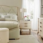sypialnia inspiracje monochromatyczna