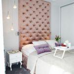biała sypialnia w nowoczesnym stylu