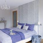 sypialnia w nowoczesnym stylu łóżko