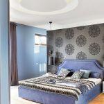 nowoczesna sypialnia pomysł