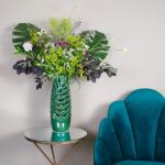 Ceramiczny wazon Jungle Leaf, Audenza, audenza.com