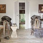 salon w klasycznym stylu obrazy