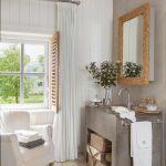 Mieszają się tu style rustykalny z prowansalskim, a wszystko okraszone jest szczyptą angielskiego charakteru.