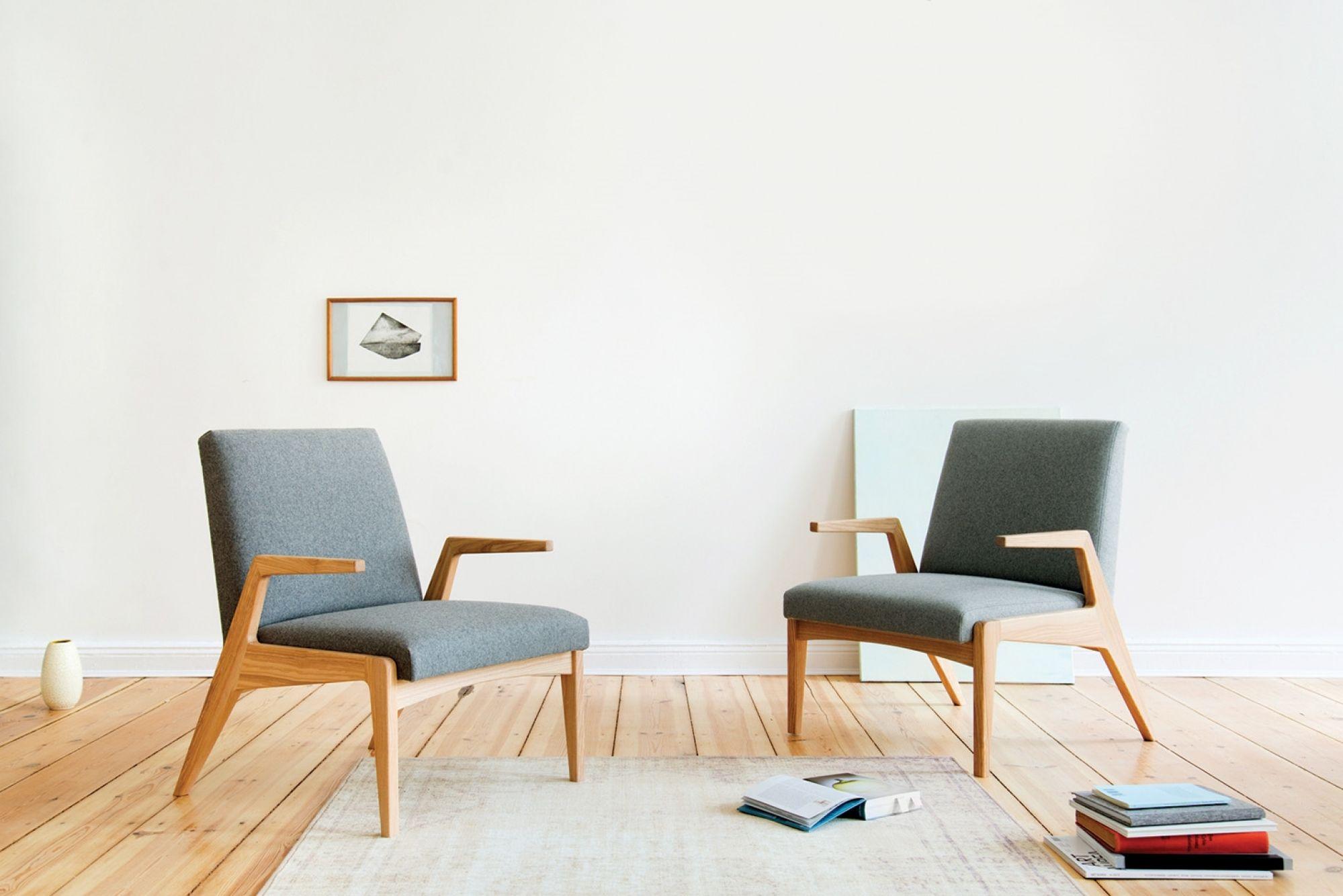 polski design fotel R-1378