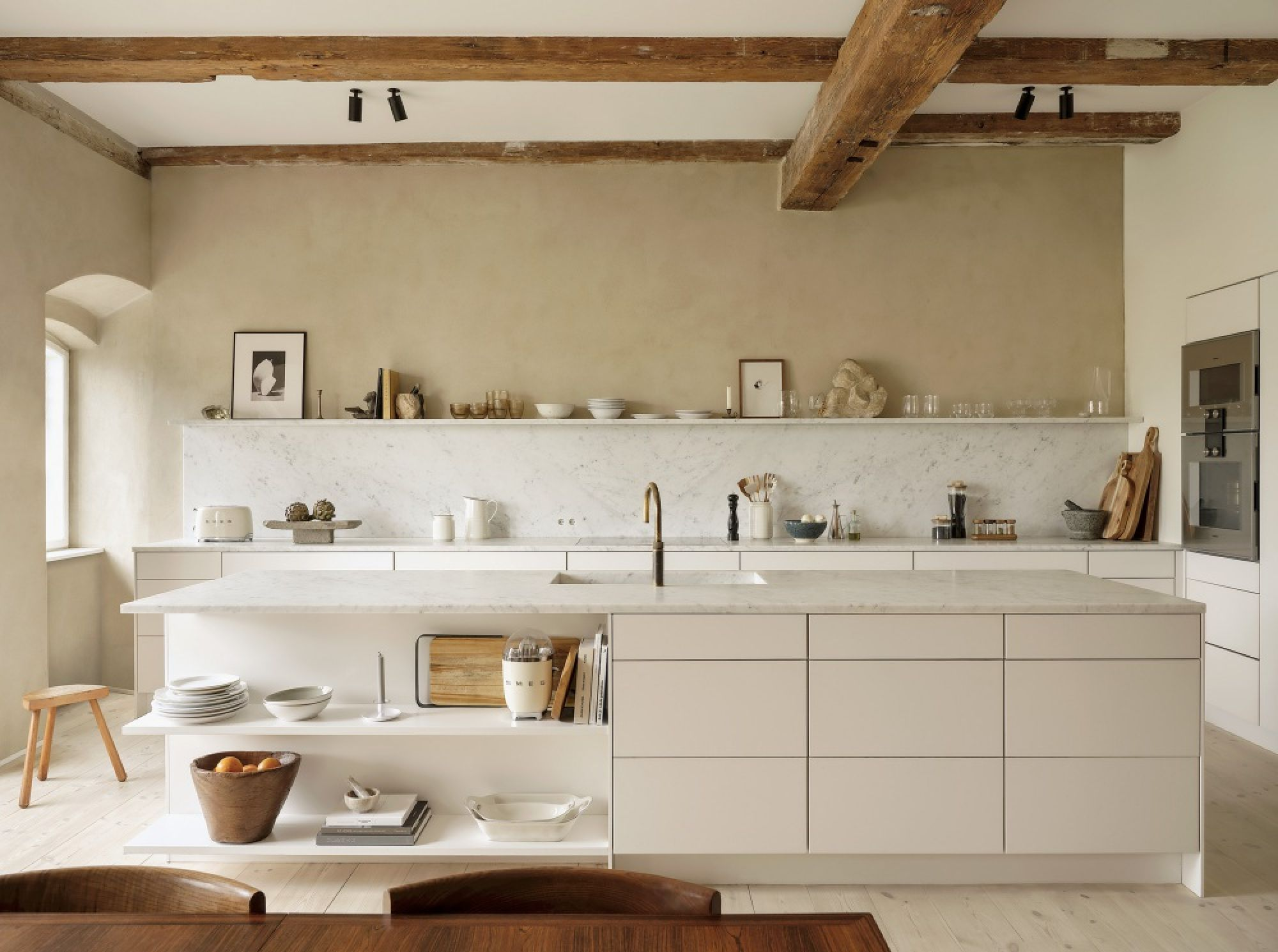 kolory ścian w kuchni